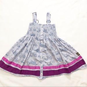 Matilda Jane Wonderful Parade Boardwalk Dress